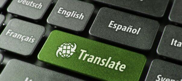 Fast Translation Service
