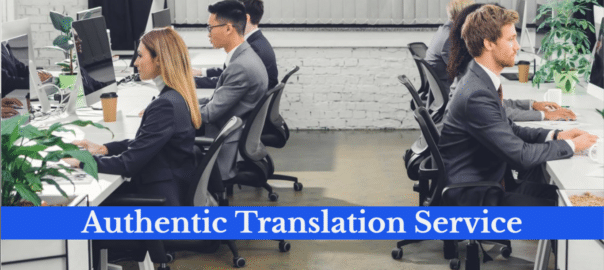 Translation Service Oxnard