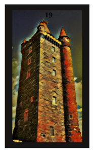 Lenormand Tower Card