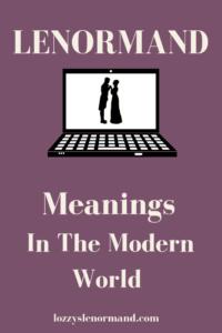 Lenormand Modern World