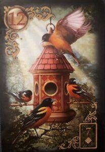 Gilded Reverie Birds