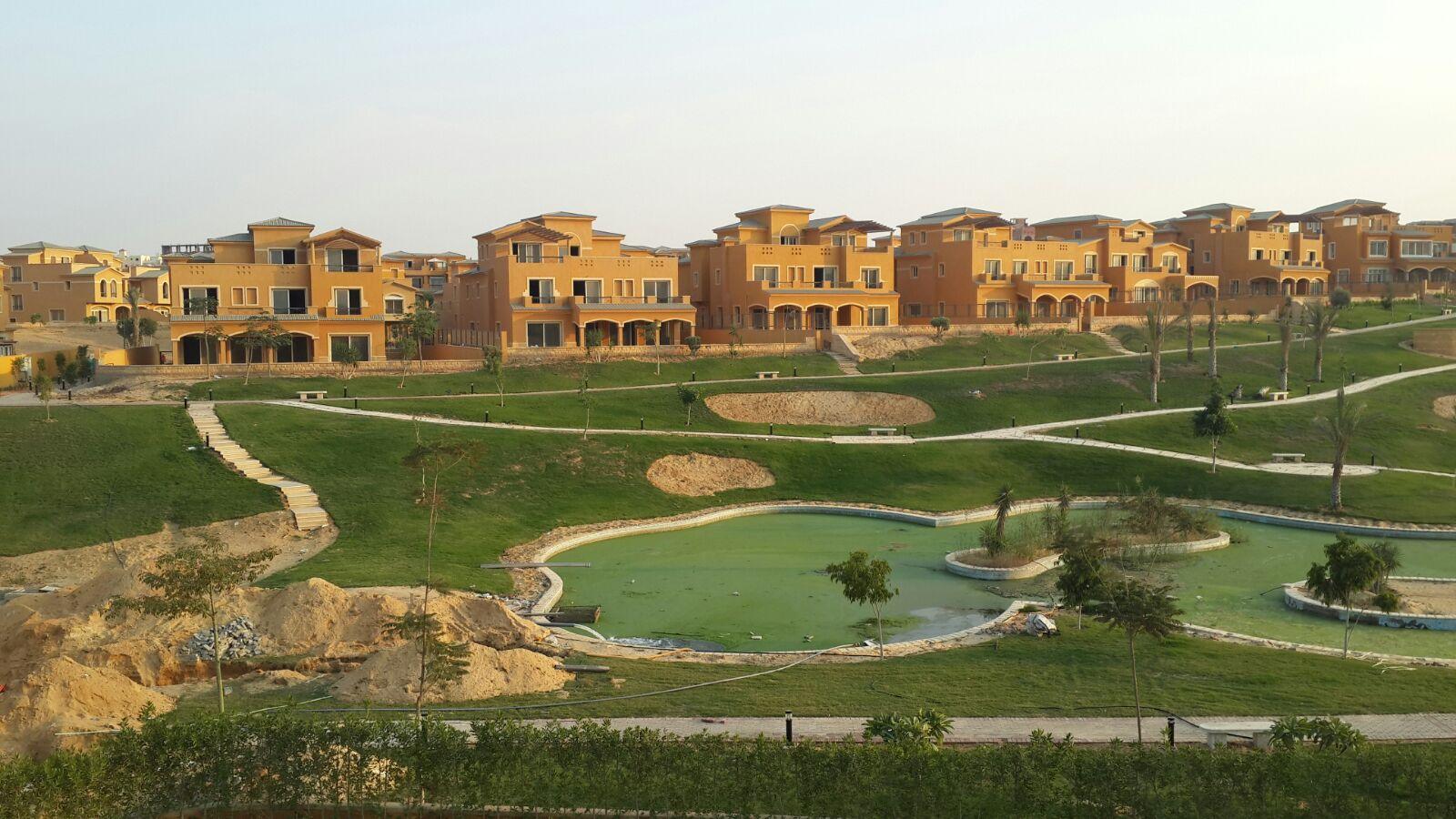 Dyar Compound Semi Finished Villa For Sale