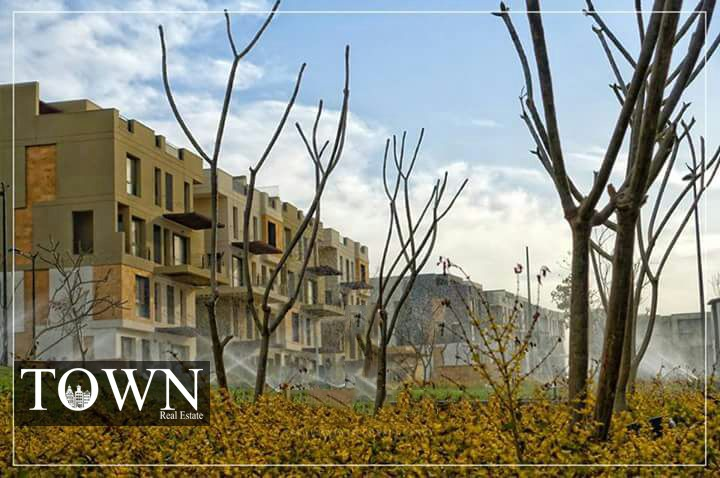 Apartment In Compound Eastown Sodic At A New Cairo