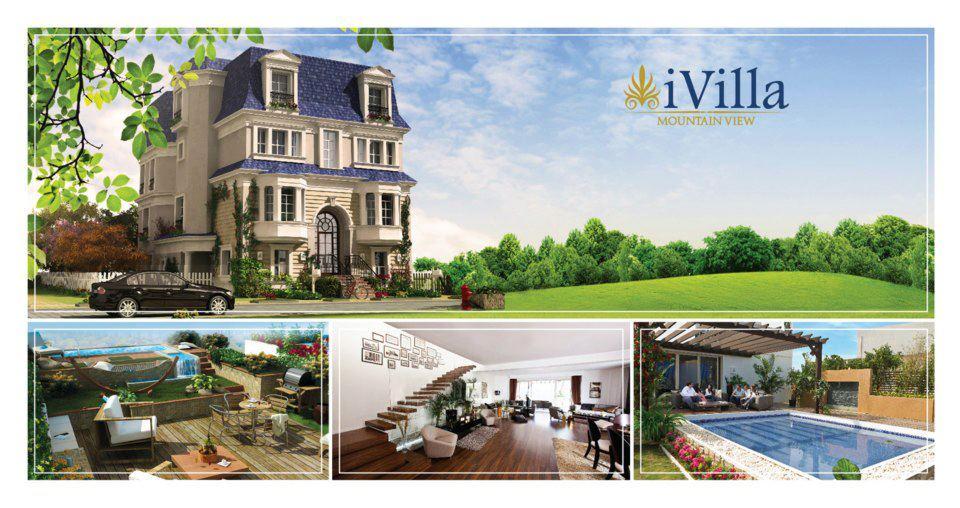 I Villa In Compound Mountain View Hyde Park
