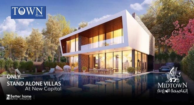 Villa Standalone In Compound Midtown Solo