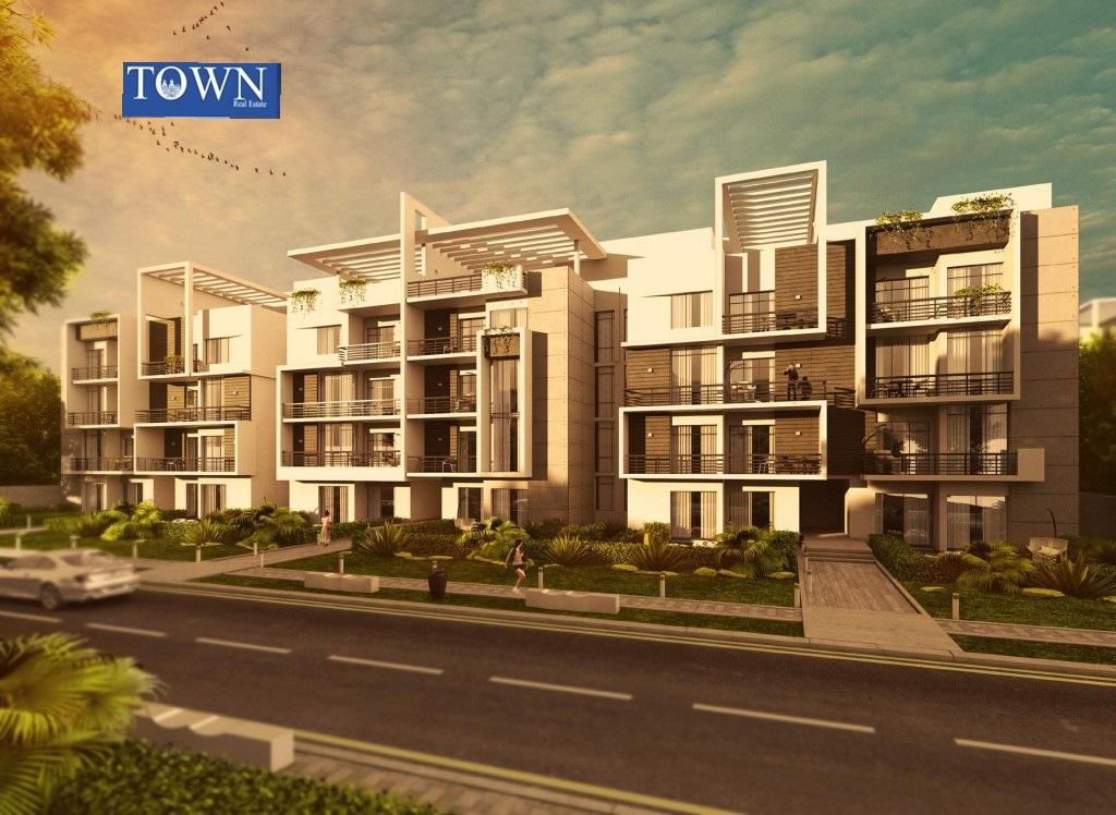 Apartment In compound Fifth Square Elmarasim