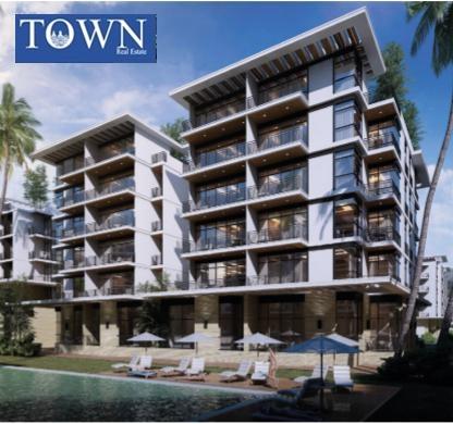 Apartment In Compound Capital Gate El marasim