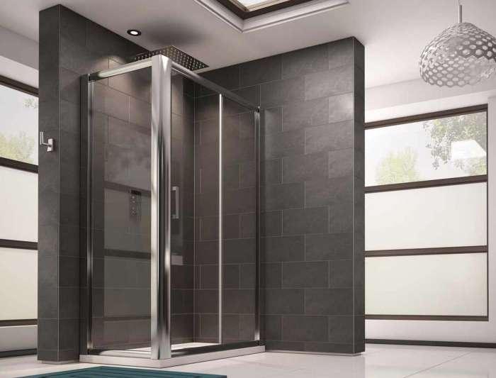 Moxby 1000mm Sliding Shower Door
