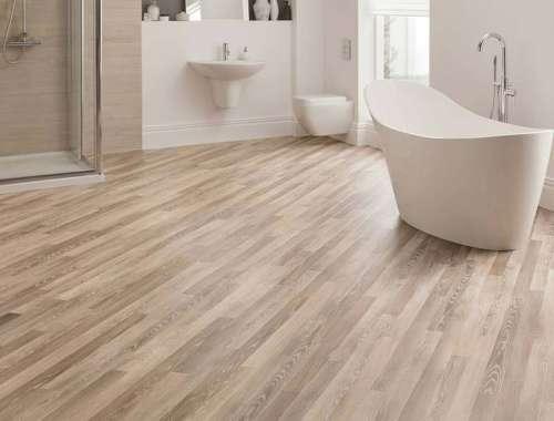 RP98 Limed linen oak Flooring