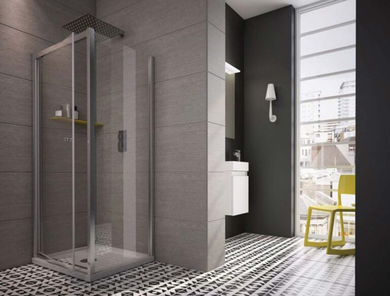 Rivar Pivot Shower Door