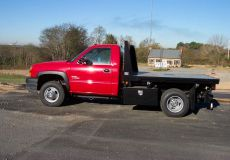 Truck and Trailer Painting