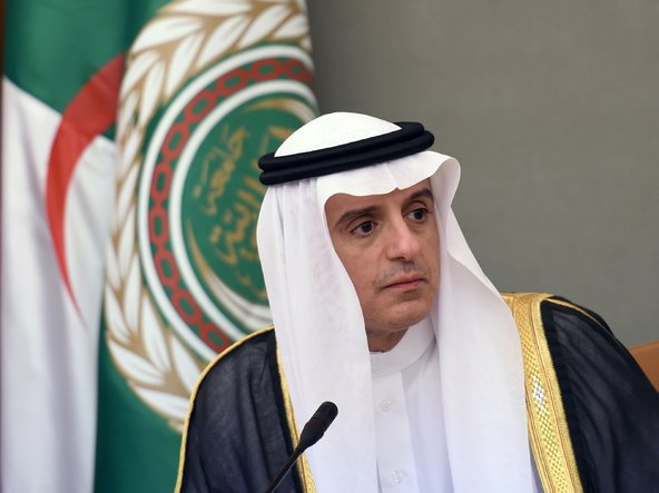 Foreign Minister Adel al-Jubeir in Riyadh in November. Credit Fayez Nureldine/Agence France-Presse — Getty Images FOREIGN MINISTER