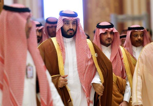 Deputy Crown Prince Mohammed bin Salman in Riyadh in November. Credit Fayez Nureldine/Agence France-Presse — Getty Images DEFENSE MINISTER