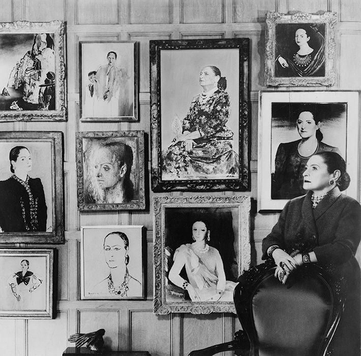 Helena Rubinstein - Directorio Deco