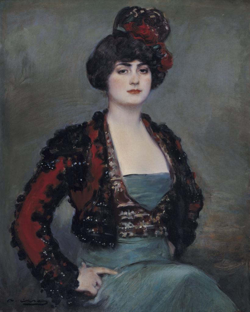 Julia, c.1915, Ramón Casas