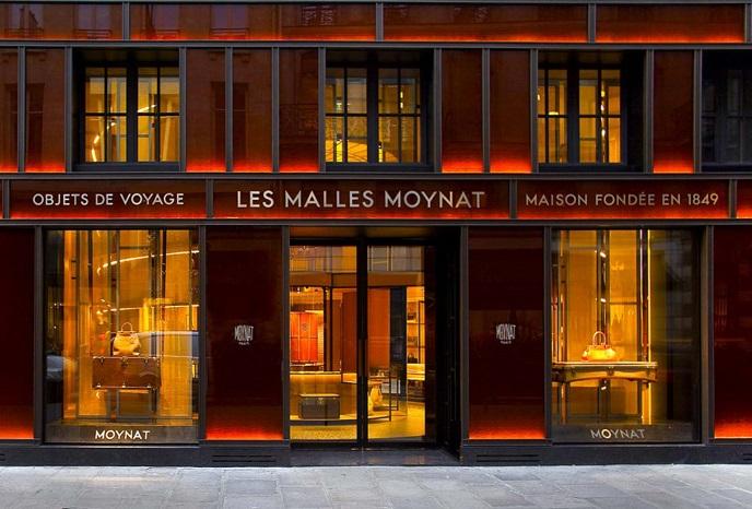 Moynat, Paris.