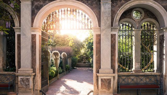 Palazzo Margherita, Bernarda (Italy) Jacques Grange.
