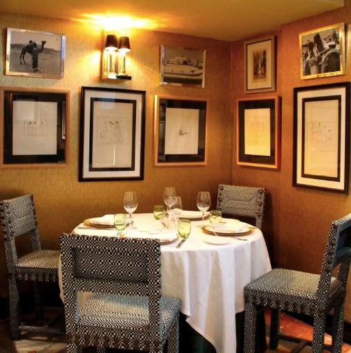 Restaurante Caray (Madrid) decorado por Lorenzo Castillo - Directorio Deco