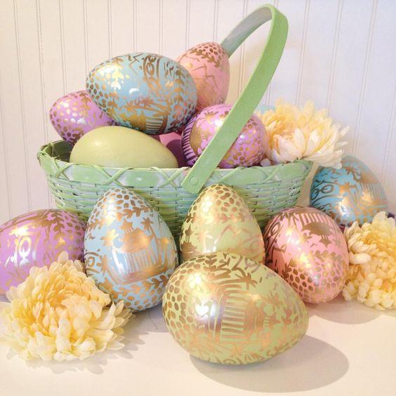 El artífice de estos huevos tan especiales es el artista TomTom @tomtomandco