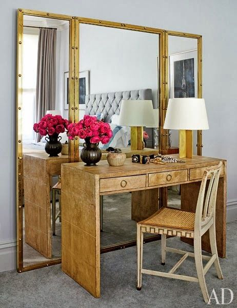 Nina Garcia's chic Manhattan Apartment