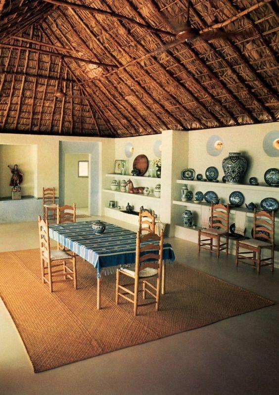 Gloria Guinness's Acapulco Home 5