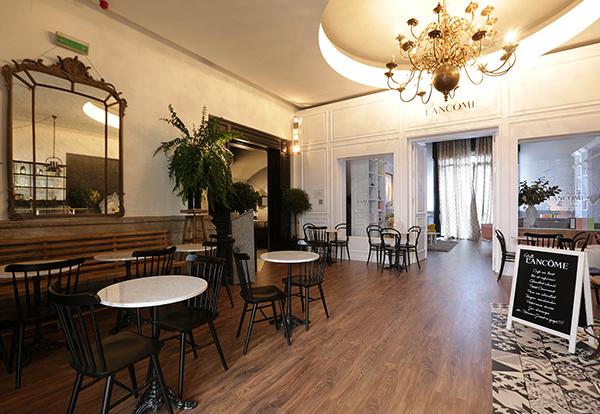 Maison Lancôme Madrid 2016
