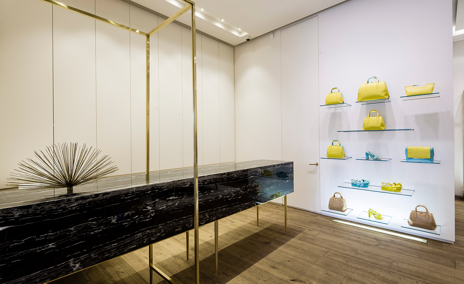 Delpozo new London store