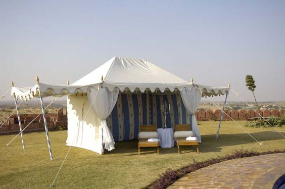 The Haveli Garden Tent- Indian Garden Company