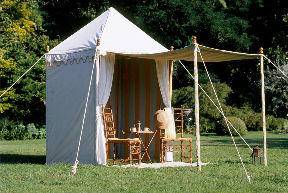 RAJ Tent Club- Tea Tent