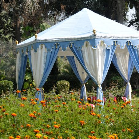 The Maharani Garden Tent- Indian Garden Company
