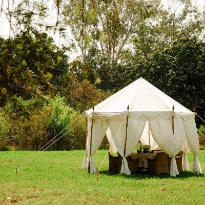 Titania tent