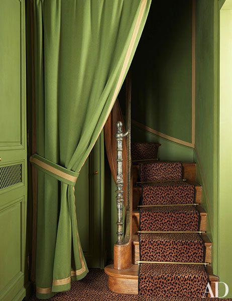 Pierre Bergé's Paris apartment