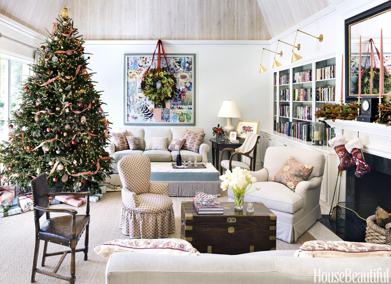 Catherine Olasky's home via house Beautiful