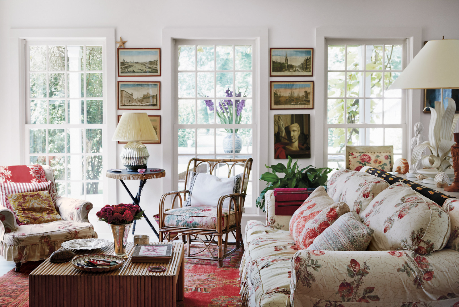 Ian and Emilie Irving's Long Island Home