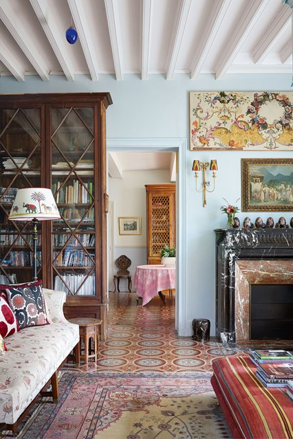 Susan Deliss's French House