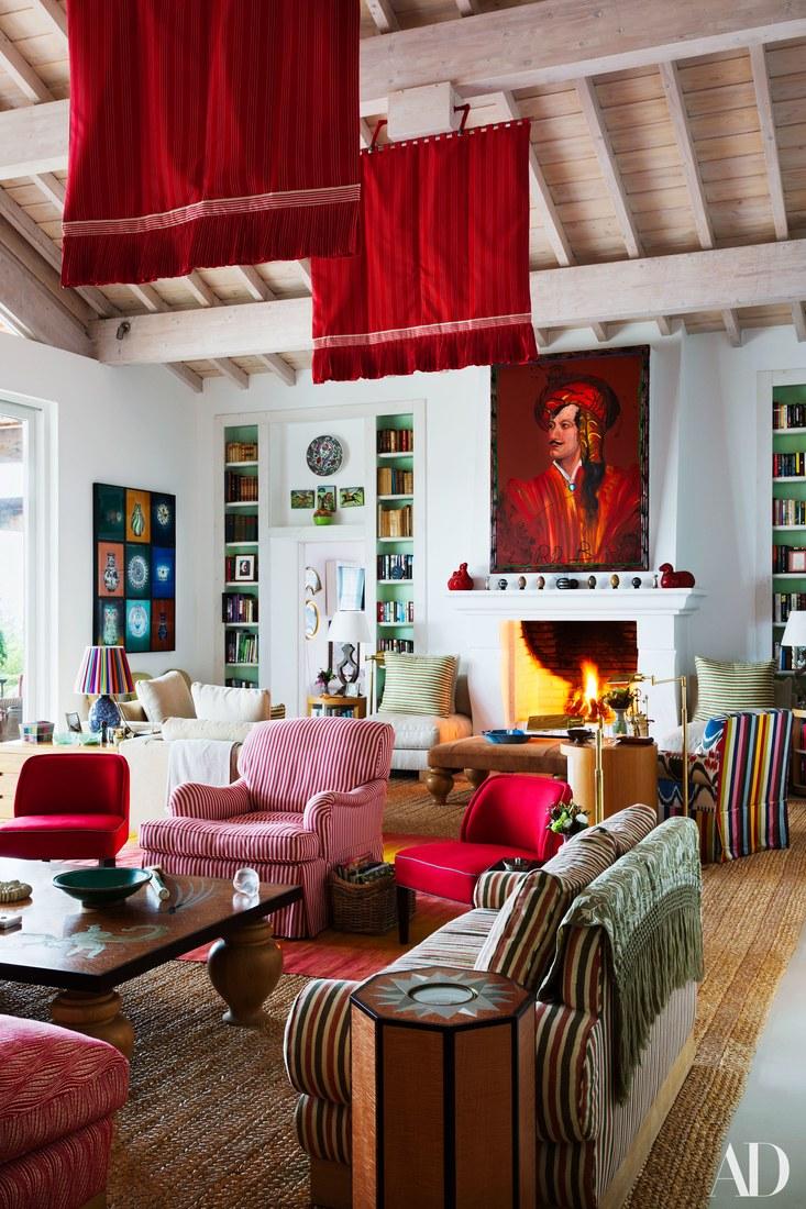 Noemi Marone Cinzano's Portuguese Villa designed by John Stefanidis