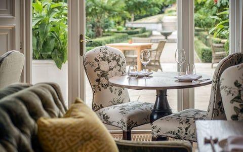 Beaverbrook Hotel. Susie Atkinson design