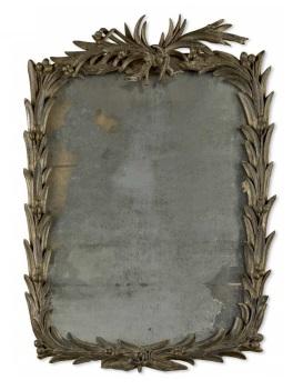 Italian mirror. 18th century