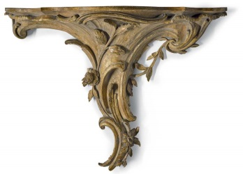 Rococo Wall bracket. Germany. 18th century