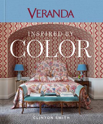 Veranda. Inspired by Color, Clinton Smith, Hearst Books