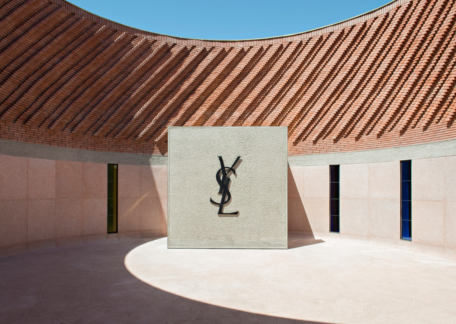Musee Yves Saint Laurent Marrakech