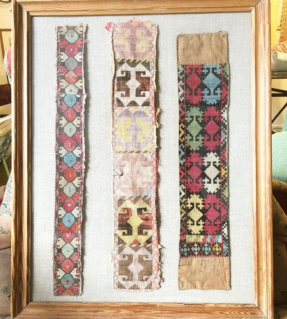 Coptic Embroidery , Ana Abascal Antiques