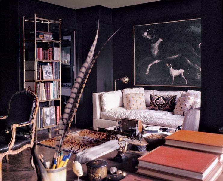 Billy Baldwin's NY apartment