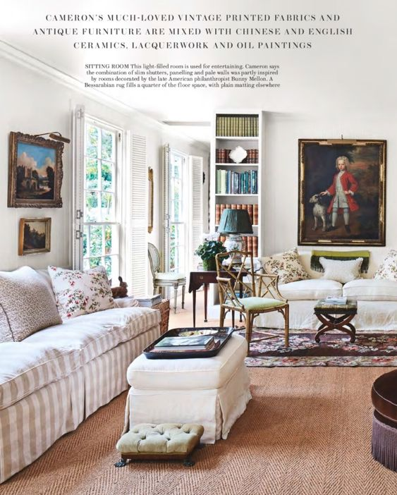 Cameron Kimber's Australian home gracing the pages of  House & Garden UK