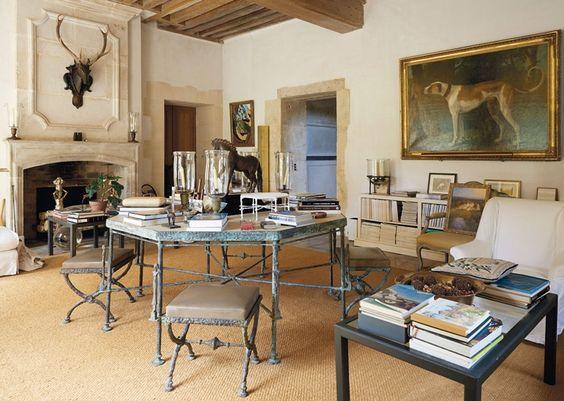 Hubert de Givenchy's la Jonchet,