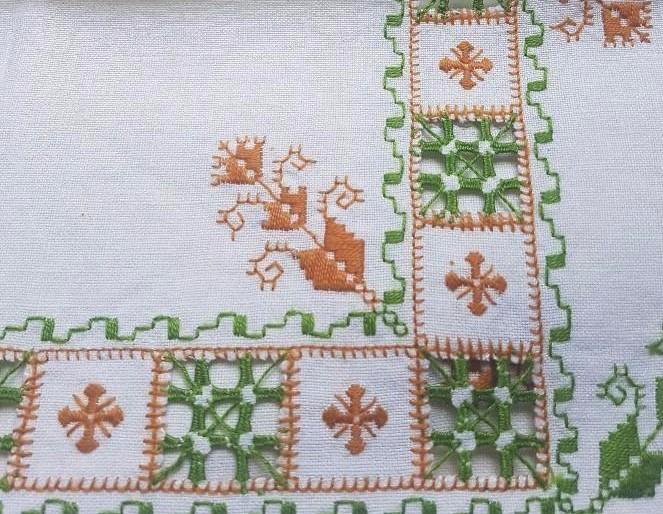 Lagartera Embroidery