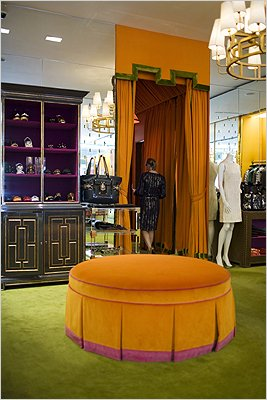 Tory Burch's SoHo Store in 2008. The New York Times