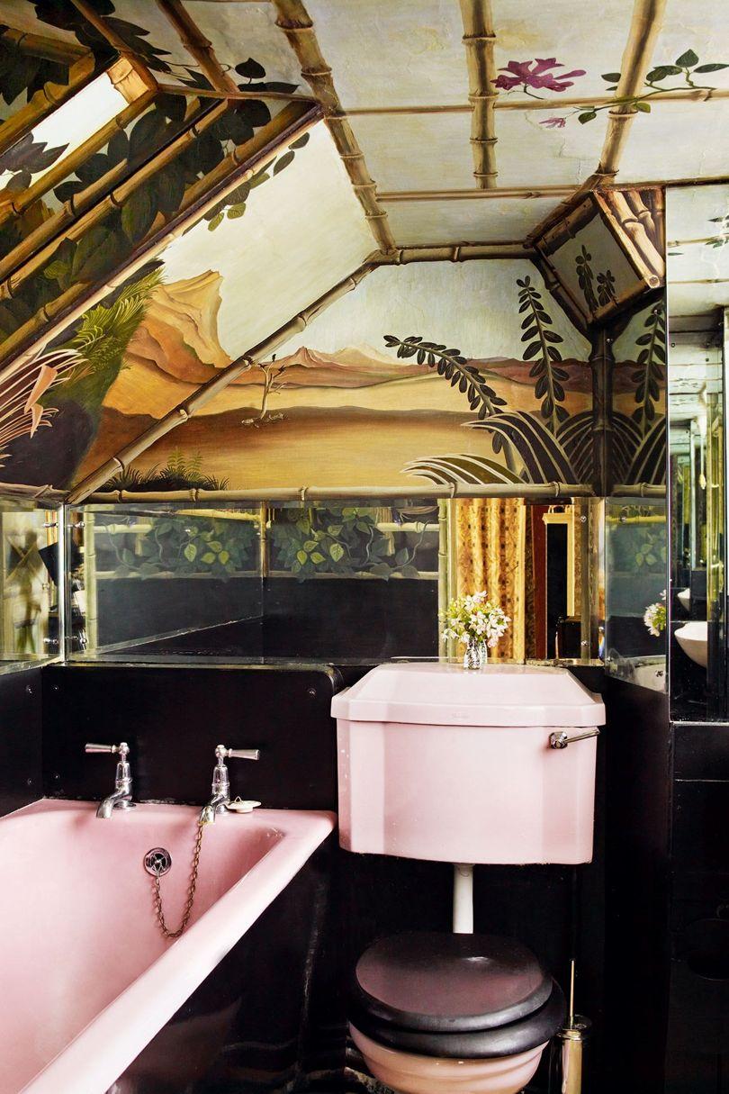 Faringdon House - bathroom