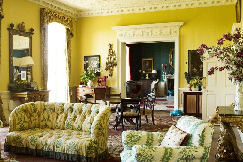 Faringdon House - sitting room