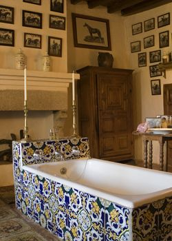 Finca Pascualete. Countess of Romanones country home in Extremadura